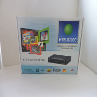 Ресивер NTV-PLUS 1HD VA PVR