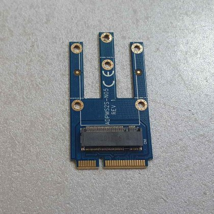 Адаптер M.2 type B to Mini-PCI-E