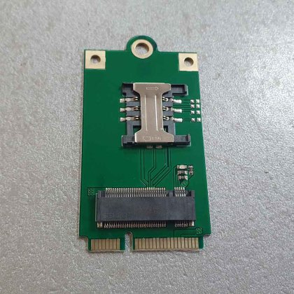 Адаптер M.2 type B ( Sim ) to Mini-PCI-E